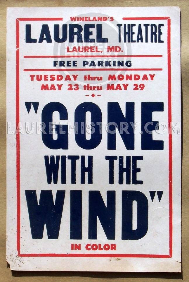 gwtw-laurel-poster-1961-pete-wm