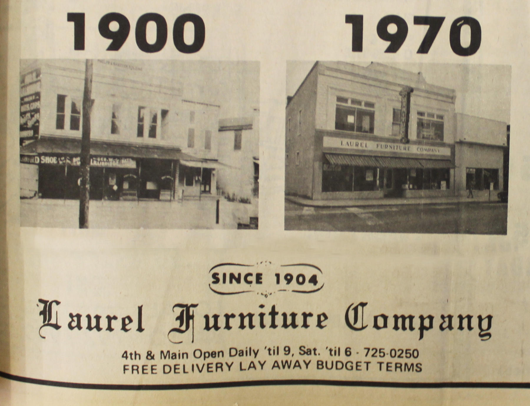 laurel-furniture-co-1970