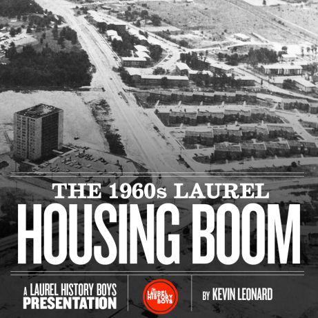 Between the mid-1950s and the mid-1960s, Laurel experienced an extraordinary housing boom in four areas: West Laurel, the Fairlawn District, the Route 197 corridor, and Maryland City. Learn how it all came about. Presented to: Friends of Montpelier, Maryland City Library