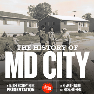 Learn about the debt and delays behind the building of Laurel's Maryland City community. Presented to: Friends of Montpelier, Maryland City Library
